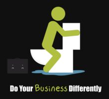 Do Your Business Differently by d3bugu