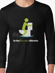 Do Your Business Differently Long Sleeve T-Shirt