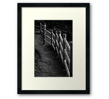 Direction Framed Print