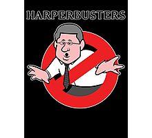 HARPERBUSTERS Photographic Print