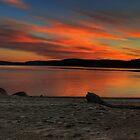 Jindabyne Sunrise by Raquel O'Neill
