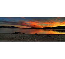 Jindabyne Sunrise Photographic Print
