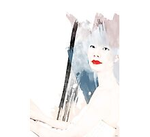 TOKIO WOMAN Photographic Print