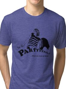 Ready to Party Tri-blend T-Shirt