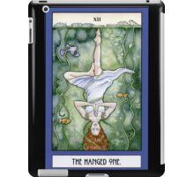 The Hanged One Tarot Card iPad Case/Skin