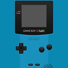 Blue Nintendo Gameboy Color by ~ *