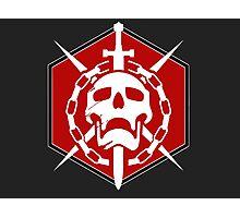 Destiny Raid Emblem Photographic Print