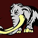 Mammoth Logo colour by jase72