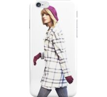 Winter Taylor iPhone Case/Skin