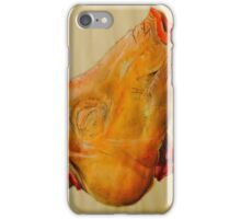 Pig head iPhone Case/Skin