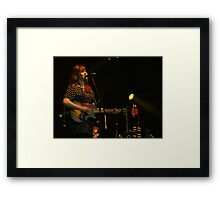 Kate Nash at 3volution Framed Print