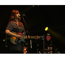 Kate Nash at 3volution Photographic Print