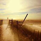 Nauset Beach, Early Morning. by Artist Dapixara