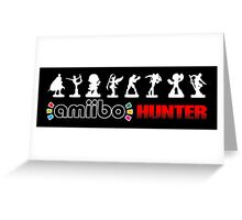 The Amiibo Hunter Greeting Card