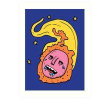Star Tripper Art Print