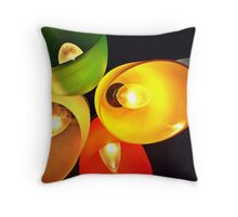 Colorful light: I Throw Pillow