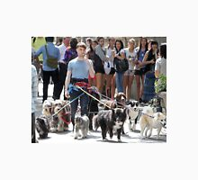 Daniel Radcliffe Walking Dogs Unisex T-Shirt