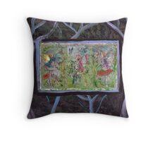 More fairy's Throw Pillow