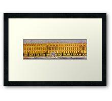 Versailles, Garden Facade Framed Print