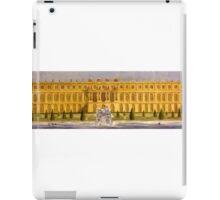 Versailles, Garden Facade iPad Case/Skin