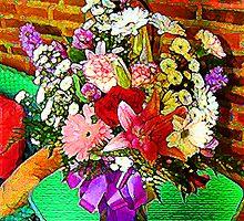 Birthday Bouquet by jpryce