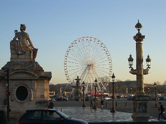 Place de la Concorde, Paris by chord0