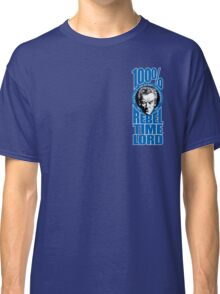 100% Rebel Timelord Classic T-Shirt