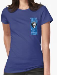 100% Rebel Timelord Womens Fitted T-Shirt