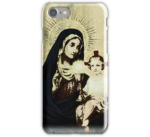 Mother of the Eucharist  iPhone Case/Skin