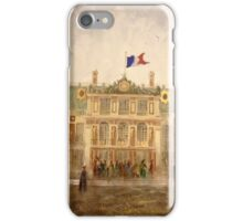 Versailles, The Gilded Facade  iPhone Case/Skin
