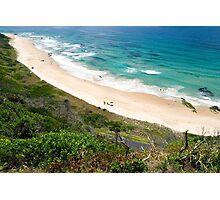 Beach Down Under Photographic Print