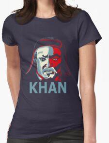 Khan Womens Fitted T-Shirt