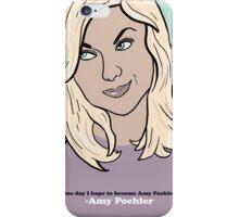 Amy Poehler iPhone Case/Skin
