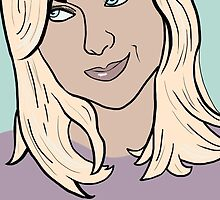 Amy Poehler by MadebyJenni