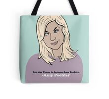 Amy Poehler Tote Bag