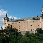 Alcazar Castle by Anne-Marie Bokslag