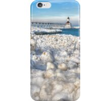 Winter on the North Side of America iPhone Case/Skin