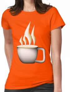 Coffee = Good Womens Fitted T-Shirt