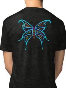 Madame Butterfly Tri-blend T-Shirt
