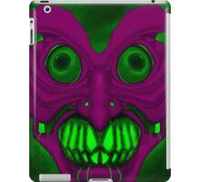 Psych mask iPad Case/Skin