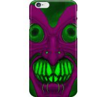 Psych mask iPhone Case/Skin