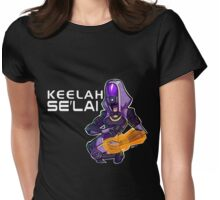 Tali'Zorah - Keelah Se'lai Womens Fitted T-Shirt