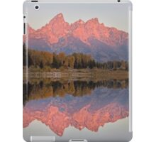 TETON MORNING iPad Case/Skin