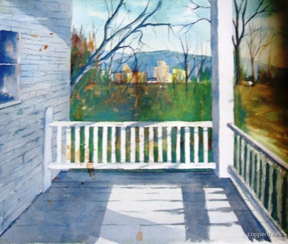 Grandma's Porch by coppertrees
