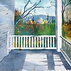 Grandma's Porch by coppertrees