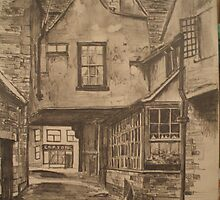 Stow on the Wold by melaniereynoso