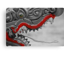 Roar Canvas Print