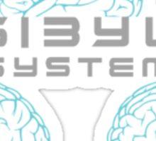 Sybil System Sticker