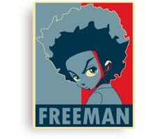 Huey Freeman Canvas Print