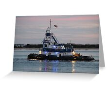 Bayou Dawn Greeting Card